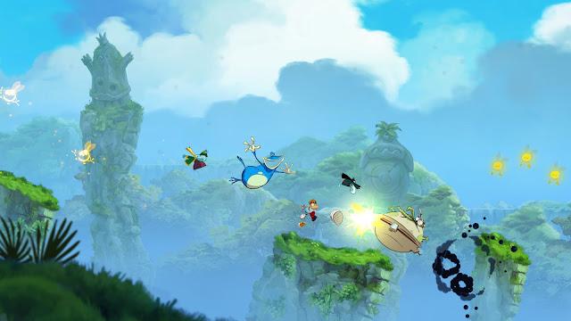 Rayman Origins PC Free Download Full Version Gameplay 1