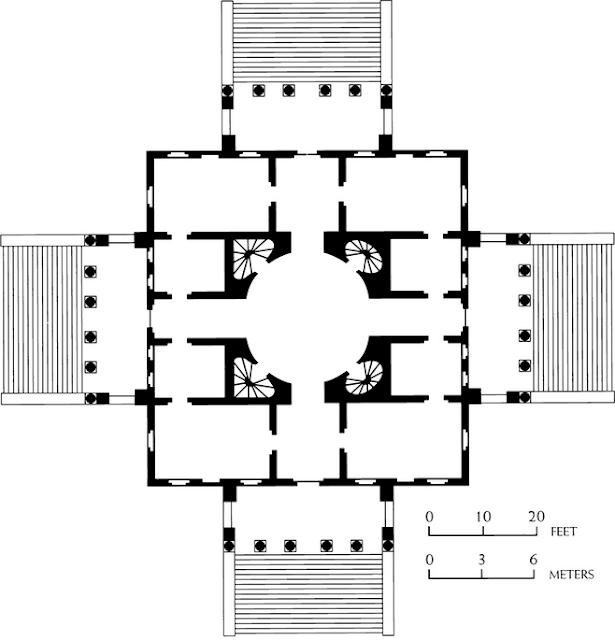 Bangunan simetris lebih tahan gempa