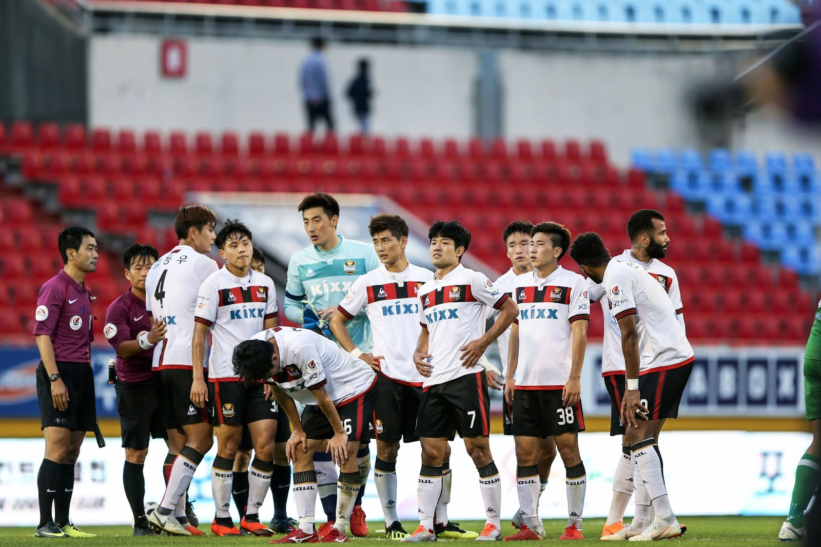 FC Seoul Relegation Battle K League 1