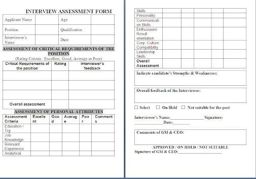 patient assessment form template risk assessment form for – Income Assessment Form