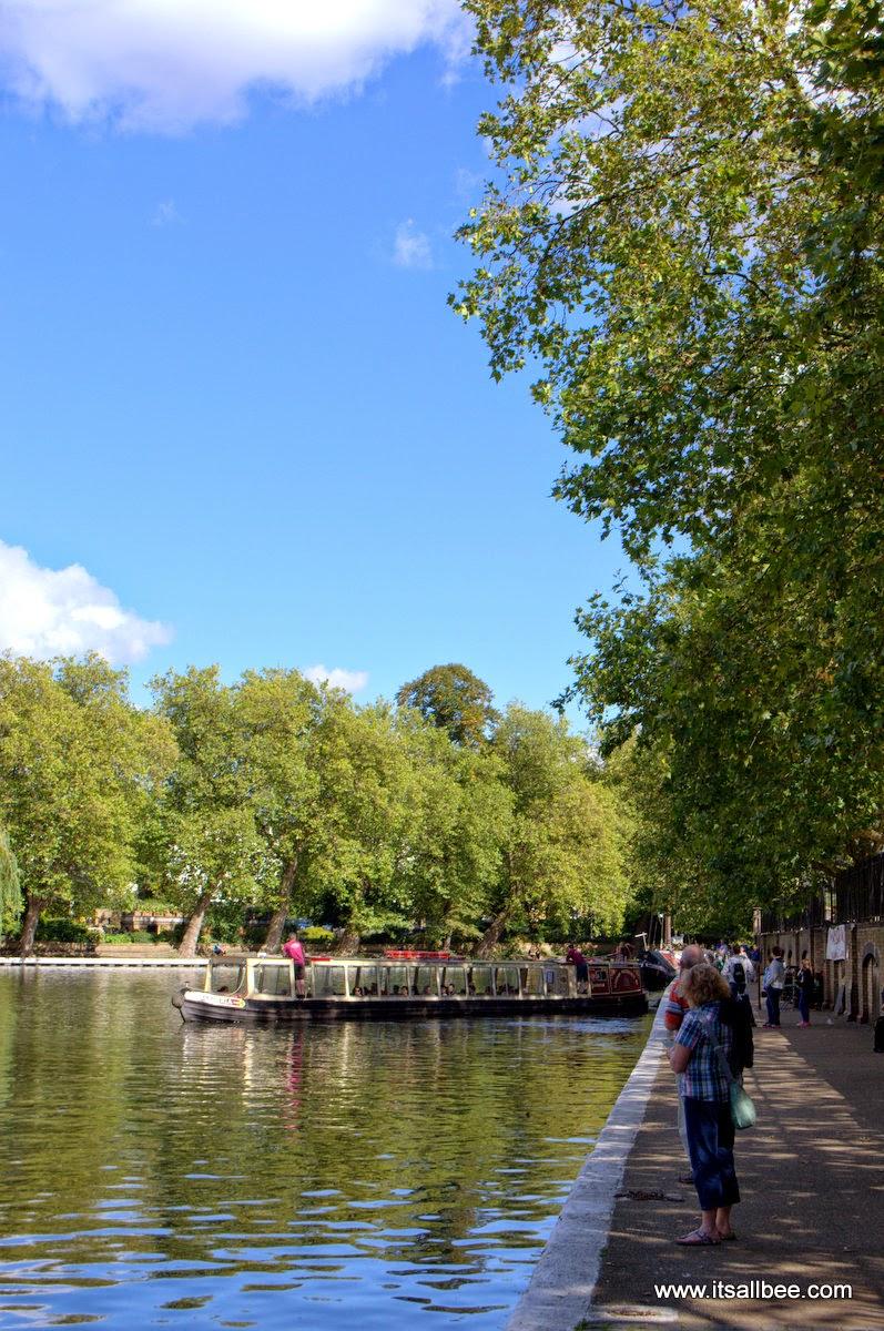 Little Venice London Warrick Avenue Paddington | Quick Guide To London's Little Venice | Canals, Boat Trips, Restaurants & Tours