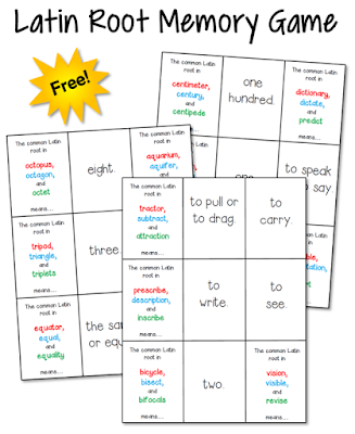 Corkboard connections the memory game making it meaningful are you in the mood to play memory now help yourself to the free games below to use with your students just click each image to download the freebie from solutioingenieria Choice Image