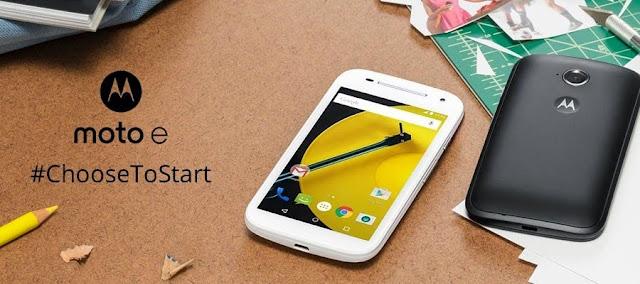 Moto E Smartphone Review