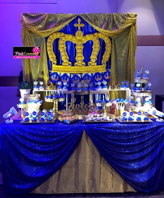 Royal prince sweet buffet