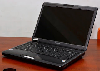 Toshiba Satellite M300 - Jual Laptop Bekas 1 Jutaan