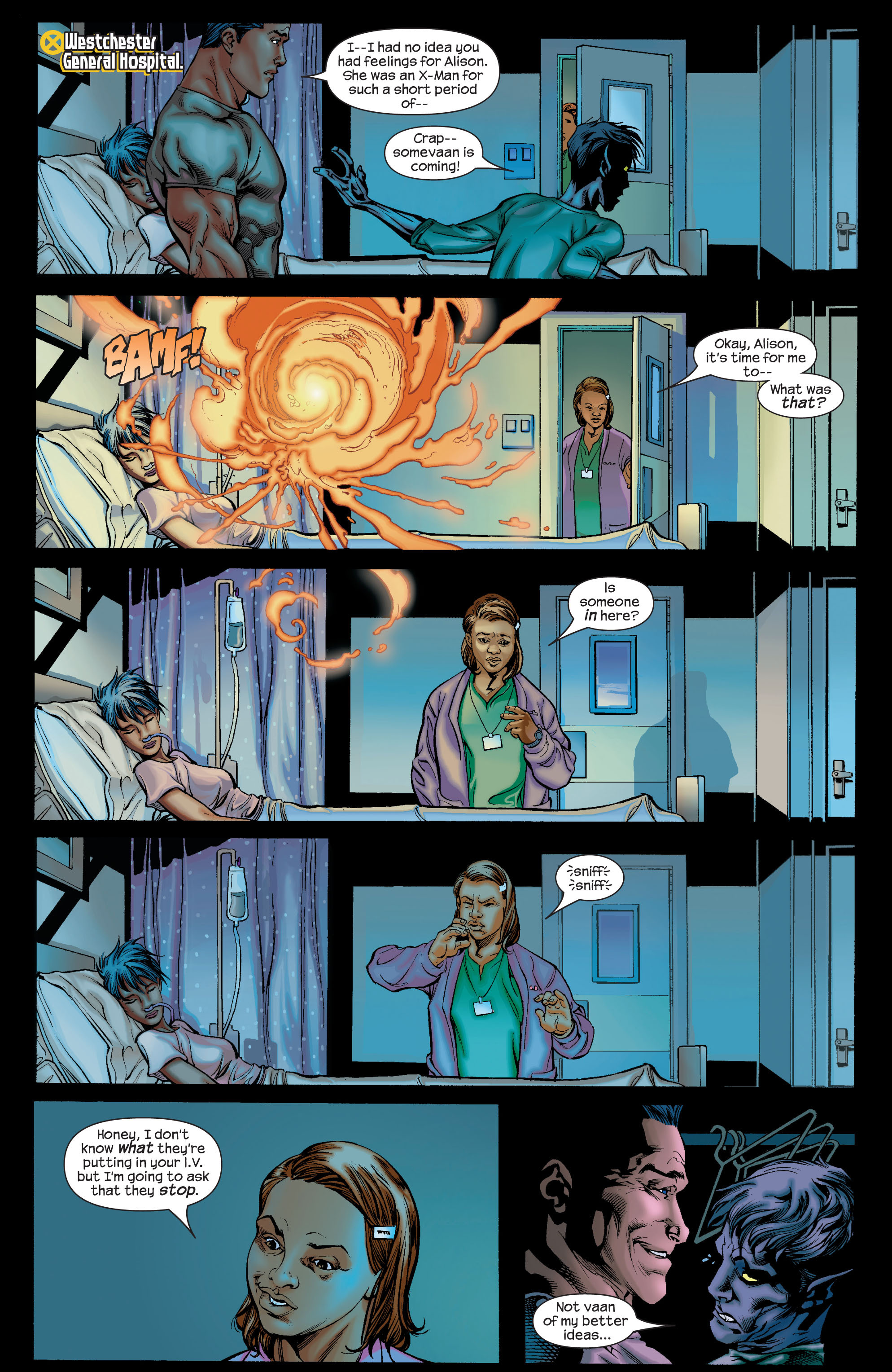Read online Ultimate X-Men comic -  Issue #66 - 12