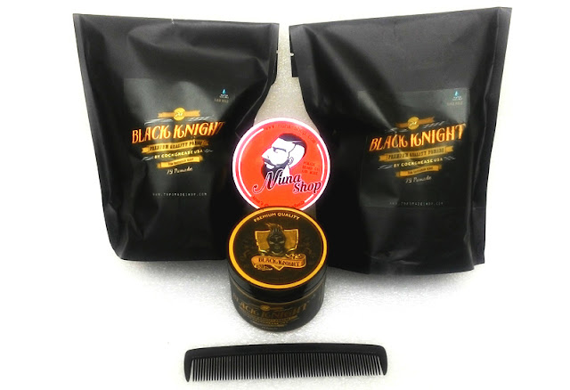 Blackknight Pomade - Cockgrease Collaboration 79Pomade 100% Original