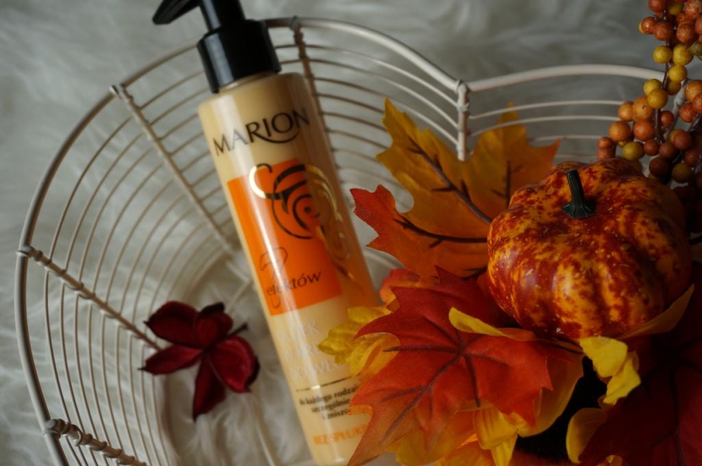 Olejek w kremie Marion - szybka i łatwa pielęgnacja włosów
