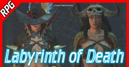 ADVENTURES IN THE LABYRINTH OF DEATH [Dragon's Dogma Online] Action RPG - Gameplay
