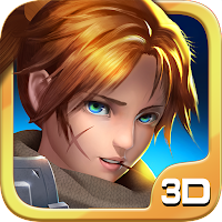 Final Clash 3D FANTASY MMO RPG Mod Apk v1.4 (High damage + God mode)Terbaru