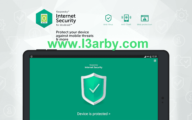 Kaspersky antivirus for computer and mobile