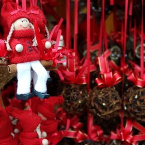 vienne vienna marché Noël weihnachtsmarkt décoration