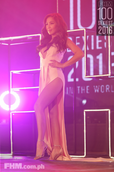 FHM 100 Sexiest Women Victory Party