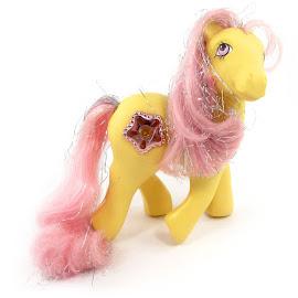 My Little Pony Prinzessin Topas Year Six German Princess Ponies G1 Pony
