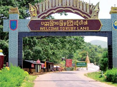 Mogok - Myanma vùng đất Ruby