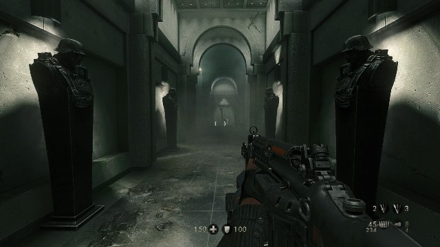 Download Wolfenstein The New Order PC Games Gameplay