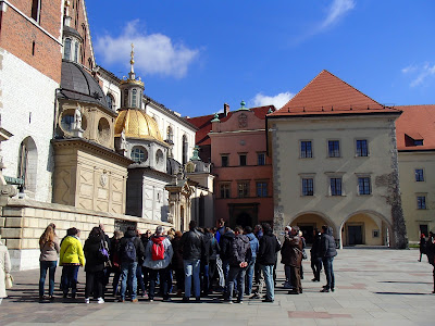 Targi Wielkanocne, Rynek Główny w Krakowie, Wawel, spacer po Krakowie, wiosna w Krakowie