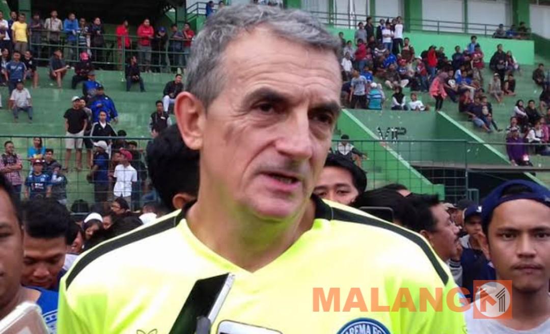 Lawan Bhayangkara FC, Milo : Akan Jadi Pertandingan yang berat