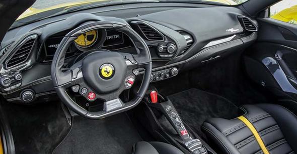 2018 Ferrari 488 Special Edition