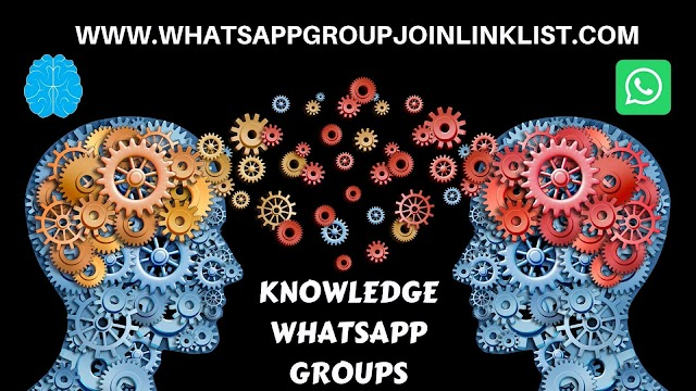 Knowledge WhatsApp Group Join Link List