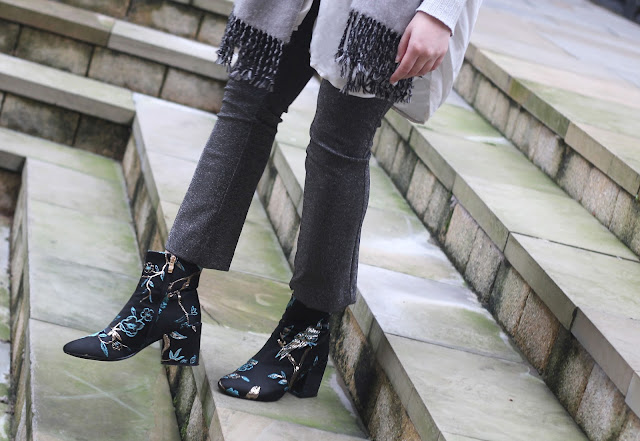 embroidered boots trend