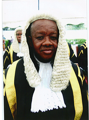 FG files charges against Justice Adeniyi Ademola, wife
