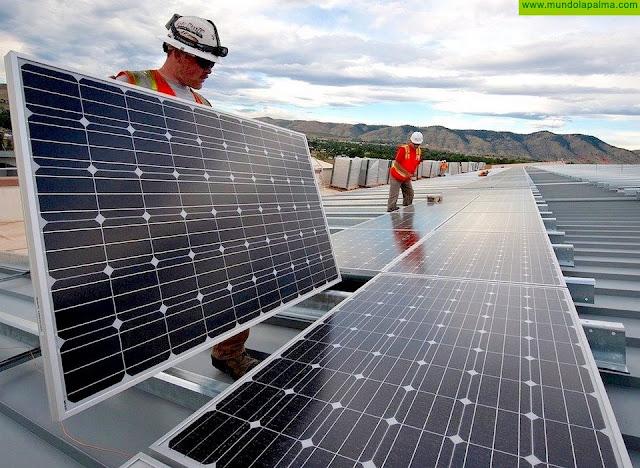 Ecooo Revolución Solar regalará una instalación fotovoltaica de autoconsumo a una administración pública de La Palma