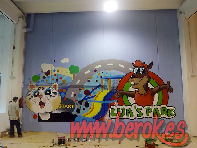 arte urbano chiquipark