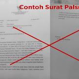 WASPADA Telah Beredar Surat Palsu Pengangkatan CPNS K2 Di Masyarakat