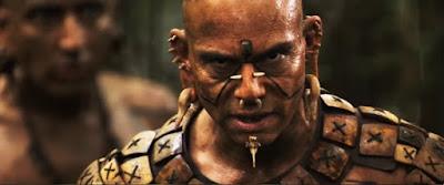 Apocalypto - Mel Gibson - Historia en el cine - Ultraviolencia - Cultura maya - el fancine - el troblogdita - ÁlvaroGP