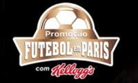 Participar Promoção Kellogg's Futebol em Paris