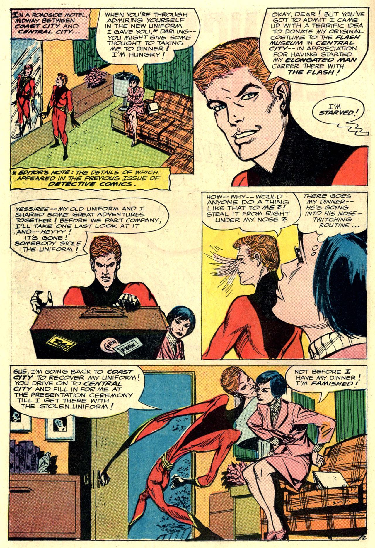 Detective Comics (1937) 351 Page 21