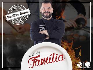 Chef de Família da TV Vitória