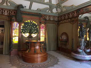 Paris Carnavalet Museum Art Nouveau Furnishings