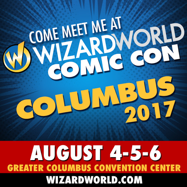 It's Time for Wizard World COLUMBUS!!!!