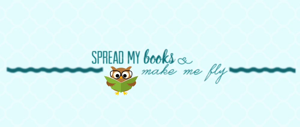 Spread my books and make me fly ~
