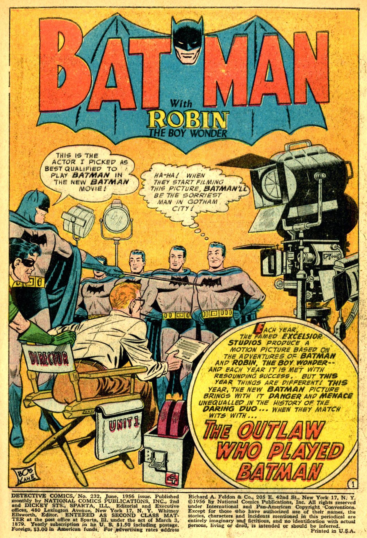 Detective Comics (1937) 232 Page 2