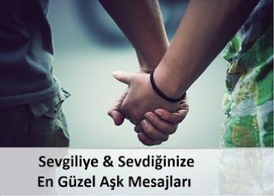 Aşk Mesajları / Kısa Sevgi Aşk / Sözleri / Yeni