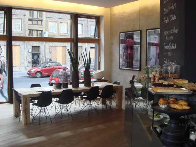 Café Oliv em Berlim