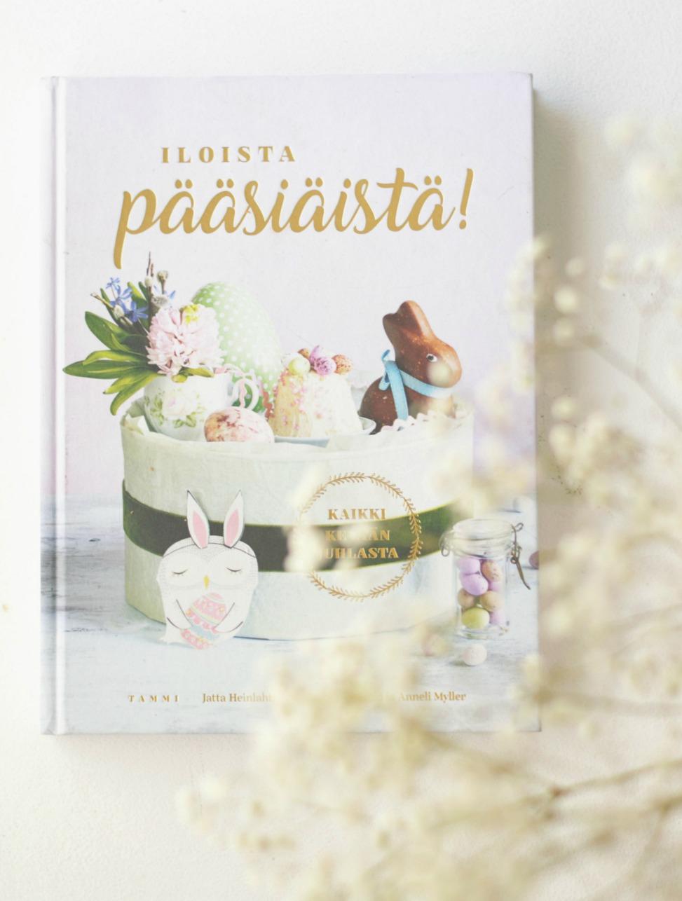 Iloista pääsiäistä -kirja