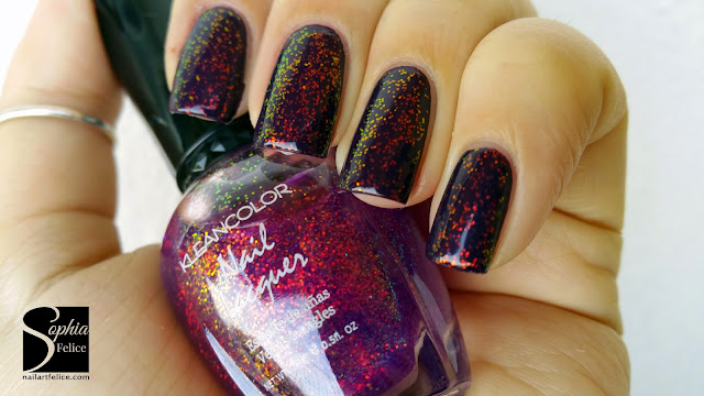 Chunky Holo Bluebell Kleancolor 01