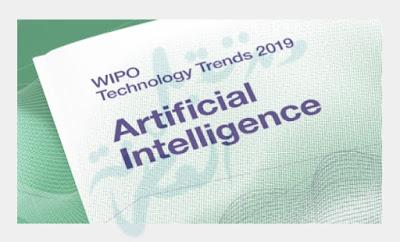 تقرير للمنظمة العالمية للملكية الفكرية WIPO عن الذكاء الإصطناعي Artificiel intelligence