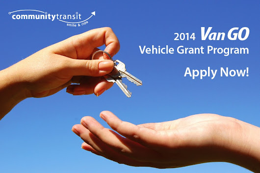 Van GO Grants Keep Our Community Moving