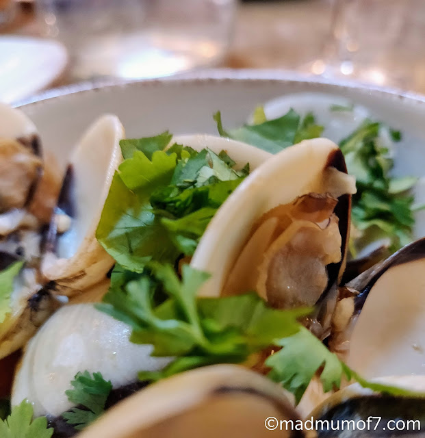 Clams #MalaysianByMay supper club