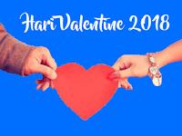 Kumpulan Kata Ucapan Hari Valentine 2018