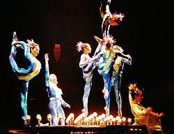 Cirque du Soleil cancela gira en Cataluña por elevada competencia