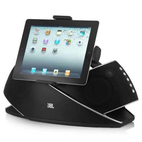 if it 39 s hip it 39 s here archives jbl onbeat xtreme one wild looking docking station. Black Bedroom Furniture Sets. Home Design Ideas