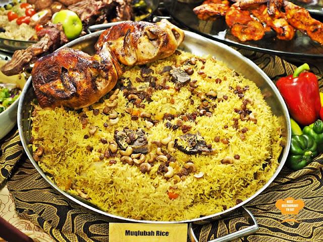 Ramadan 2018 Shah Alam Muqlubah Rice