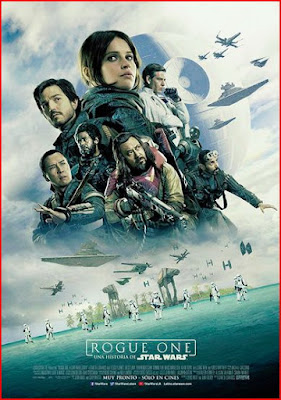 On the Big Screen: ROGUE ONE: A STAR WARS STORY (2016)
