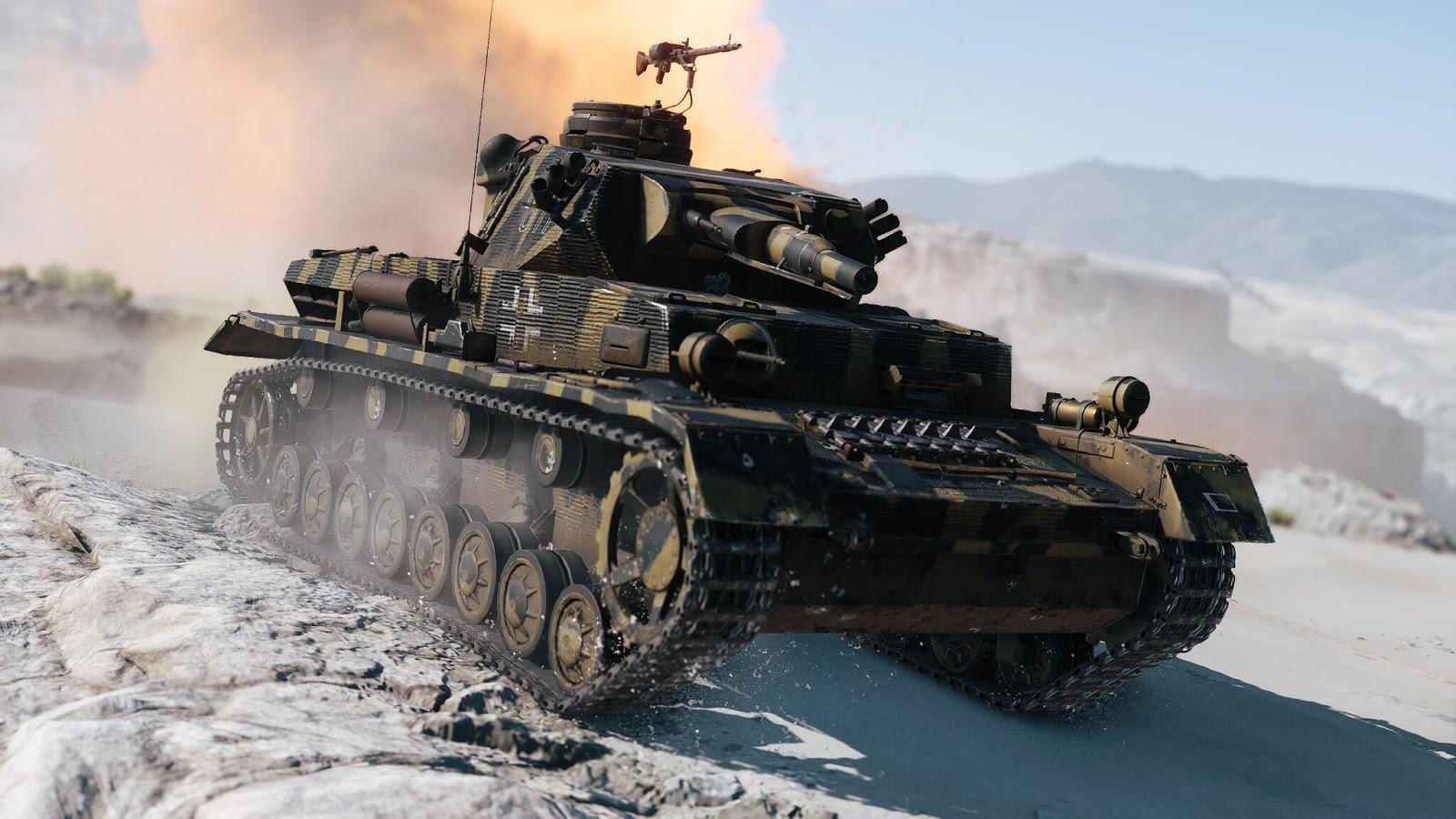 Battlefield V: Personalização detalhada para tanques estará disponível em junho